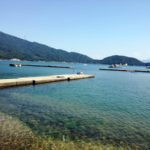 福井県敦賀市へ日帰り旅行♪①穴場の海水浴場&釣り場名子海水浴場