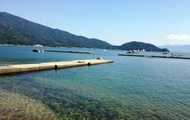 名子海水浴場